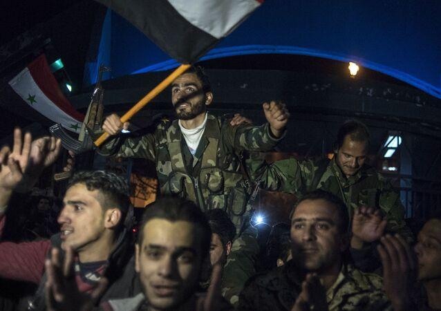 Syrie: libération de la base de Kweiris après deux ans de siège