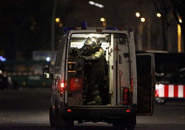 Allemagne: la police chasse à un Syrien projetant une attaque à la bombe