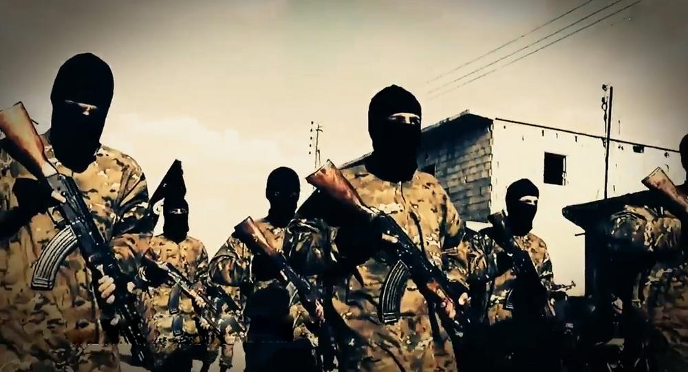 Terroristes de l'Etat islamique