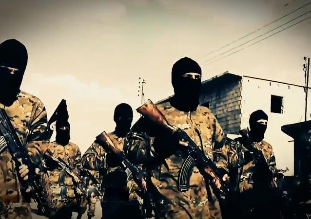 Les djihadistes de l'Etat islamique (EI, Daech)