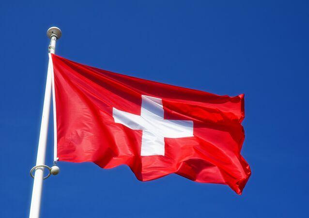 Drapeau de Suisse