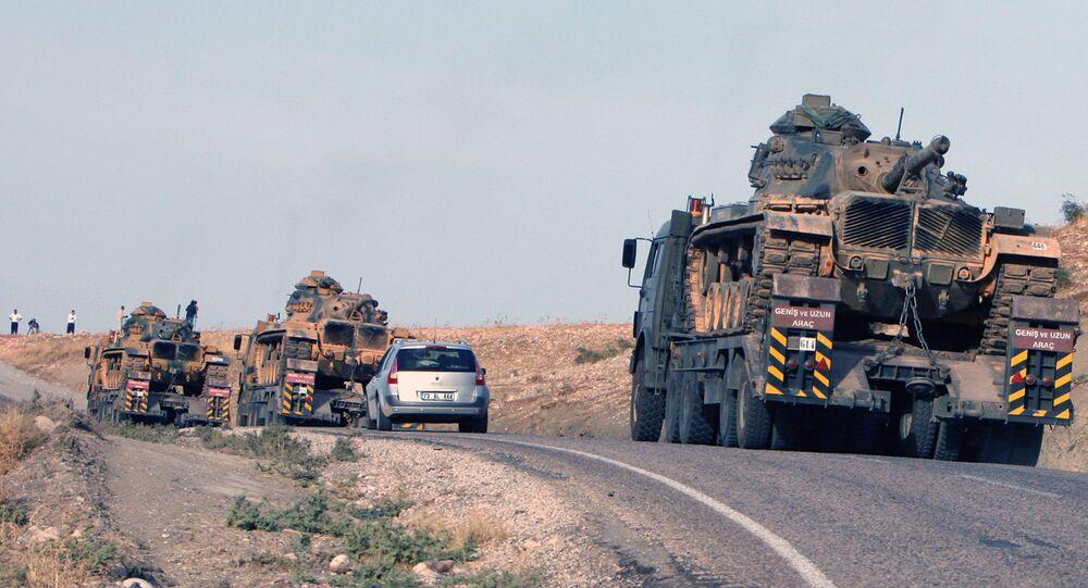 Les troupes d'Ankara resteront en Irak