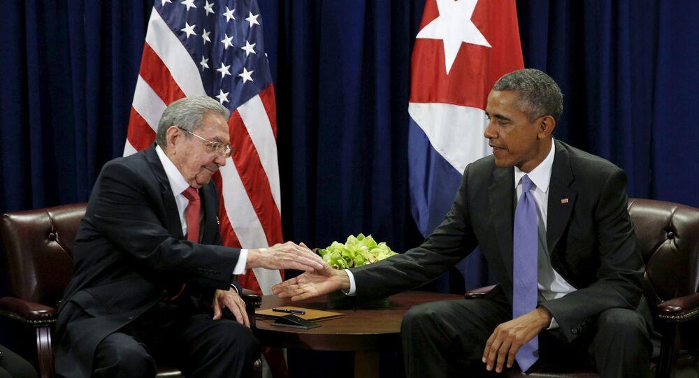 Obama espère se rendre à Cuba l'année prochaine