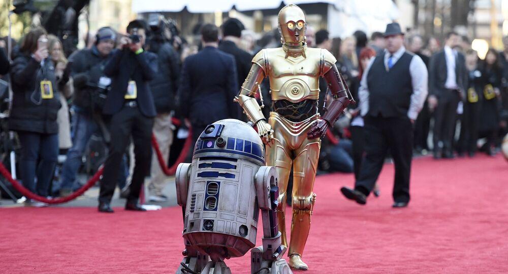 La première du film Star Wars, épisode VII : Le Réveil de la Force