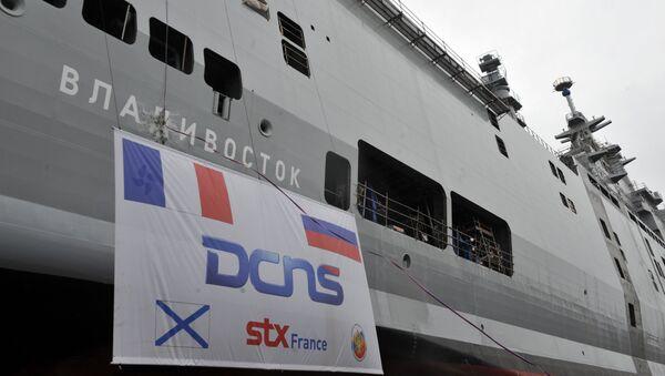 DCNS attend toujours le remboursement par l'Etat de coûts liés à l'annulation de la vente de deux bâtiments de surface et de projection (BPC) de type Mistral à la Russie - Sputnik France