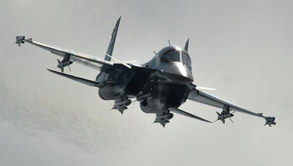 Su-34 - Sputnik France
