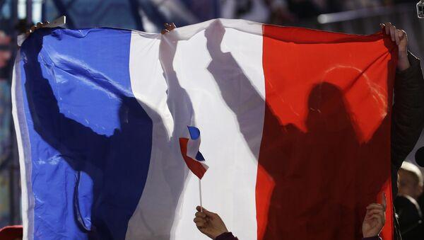 drapeau de la France - Sputnik France
