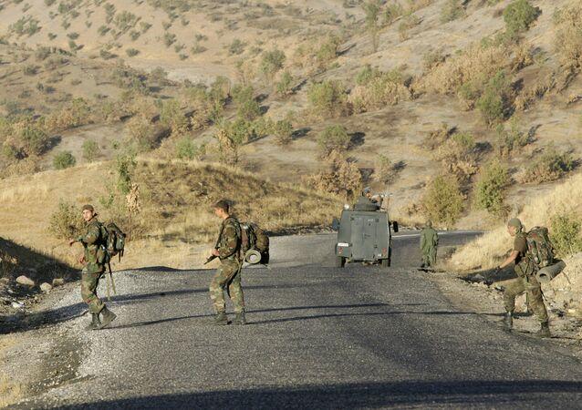 Territoires repris à Daech