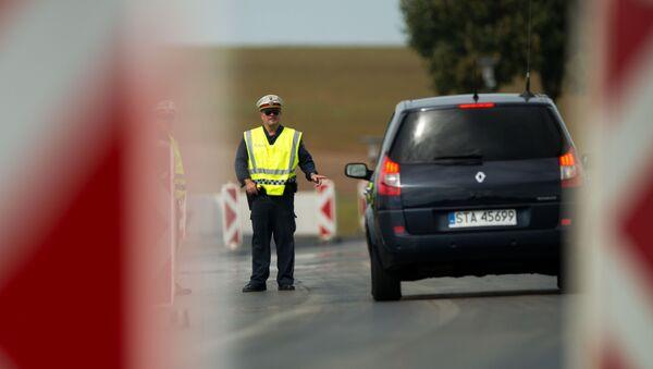 Belgique rétablit des contrôles à sa frontière - Sputnik France