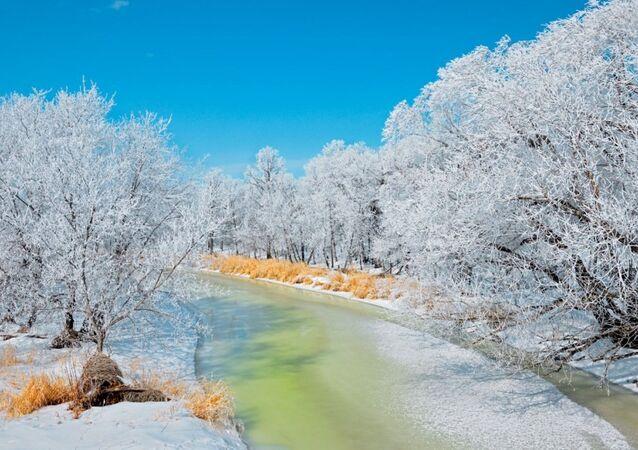 Les 15 endroits, où l'hiver est fantastique