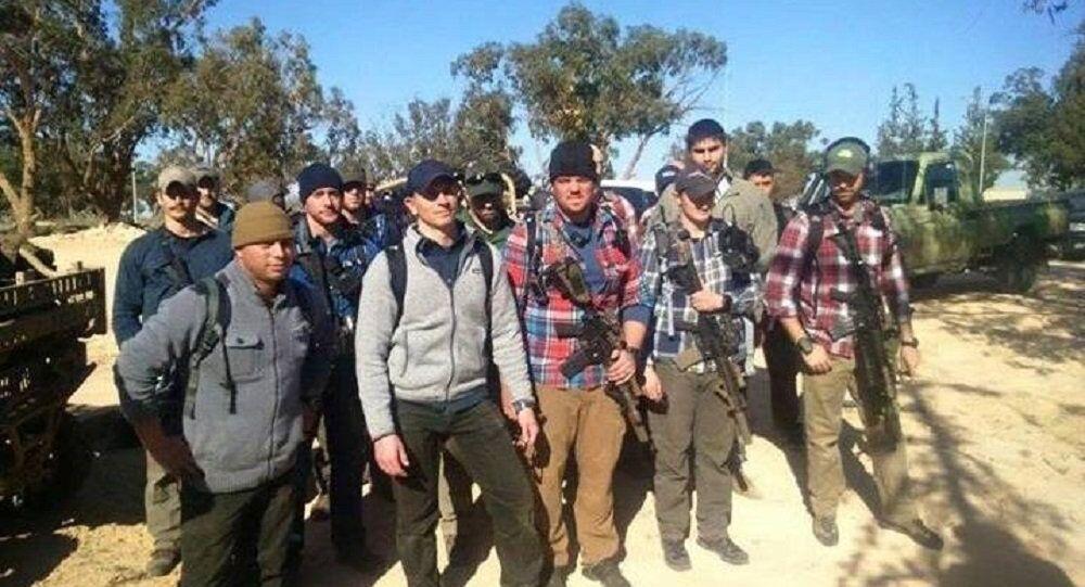soldats US en Libye