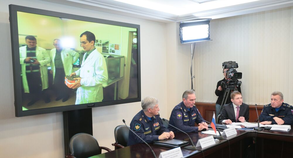 Le dernier vol du Su-24 abattu a duré 40 minutes