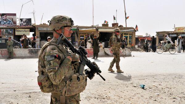 Des soldats américains en Afghanistan - Sputnik France