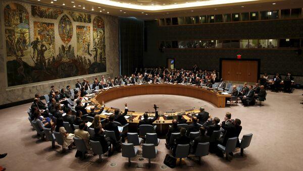 Conseil de sécurité de l'Onu - Sputnik France