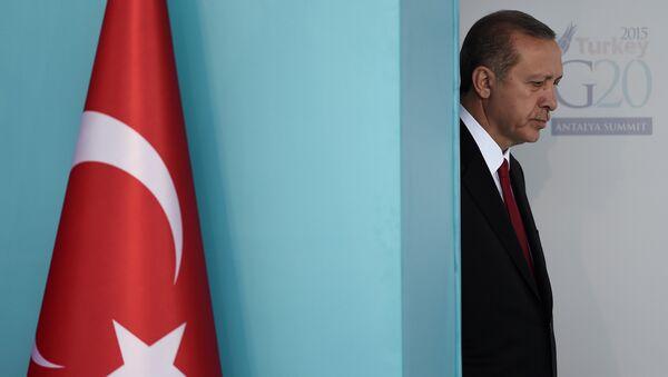 Erdogan paye le prix fort pour avoir flirté avec les radicaux en Syrie - Sputnik France