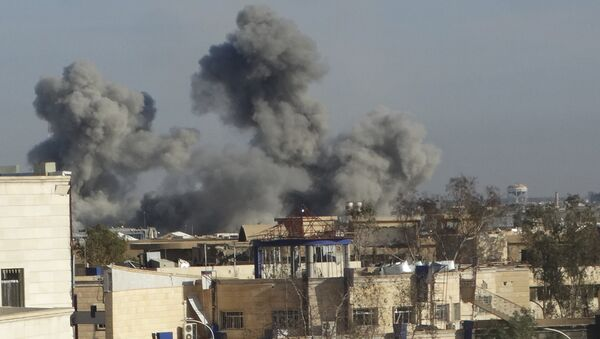 Un raid de l'aviation irakienne à Mossoul - Sputnik France