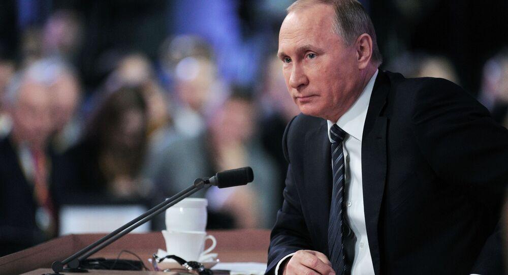 La résolution de l'Onu donne raison à Poutine