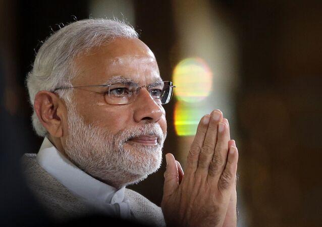 Narendra Modi. Archive photo