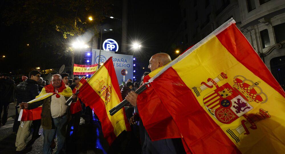 Edward Snowden félicite l'Espagne pour la fin du bipartisme