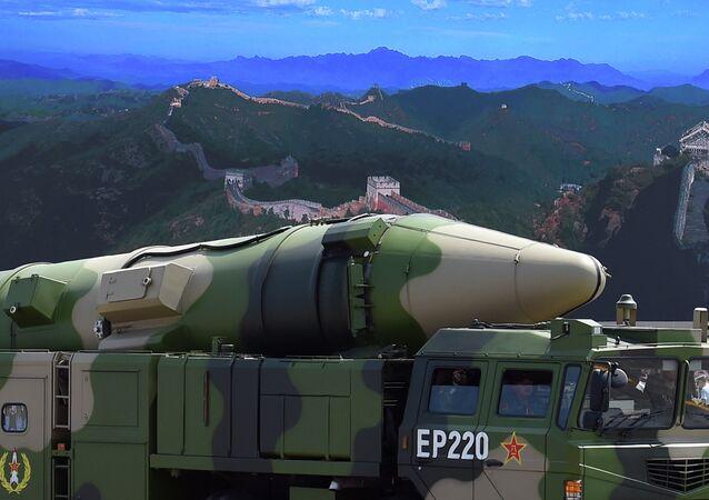 Missile balistique chinois DF-21D
