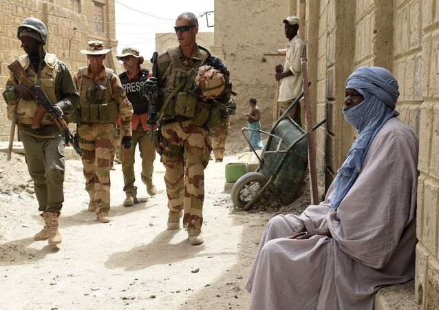 Opération Barkhane, Mali