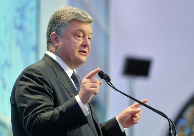 Porochenko souligne le rôle des Juifs dans la création de l'Ukraine