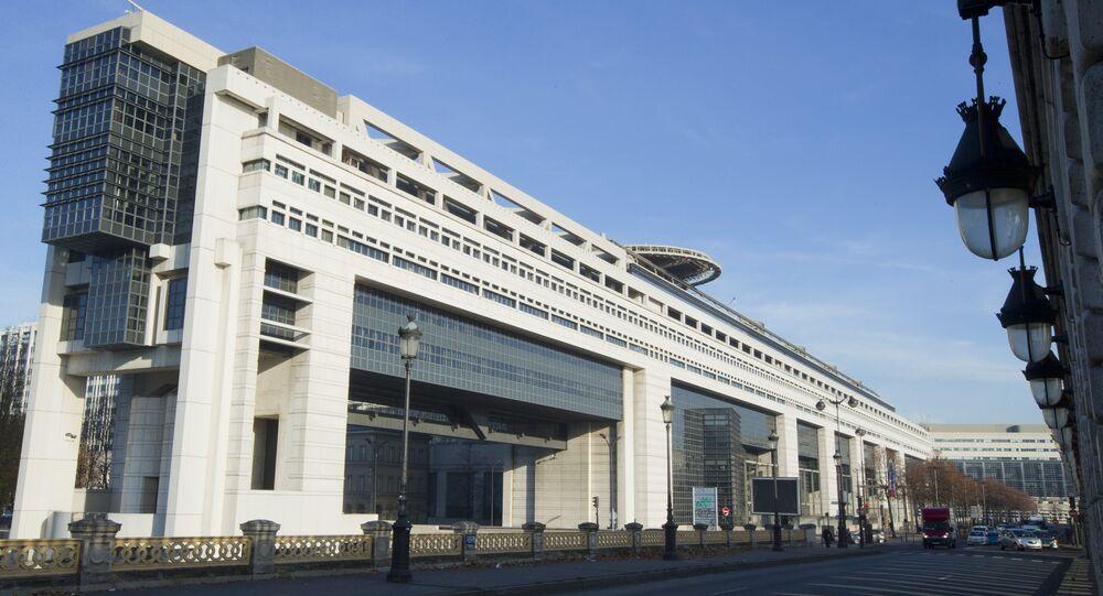 Le ministère français des Finances