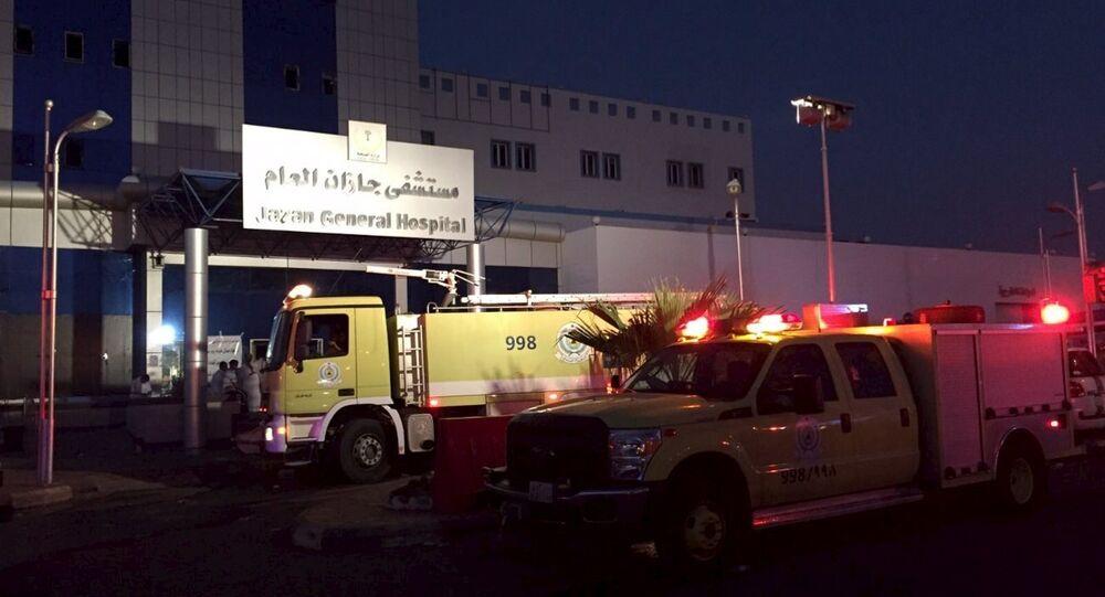 Arabie saoudite: 25 morts dans l'incendie d'un hôpital