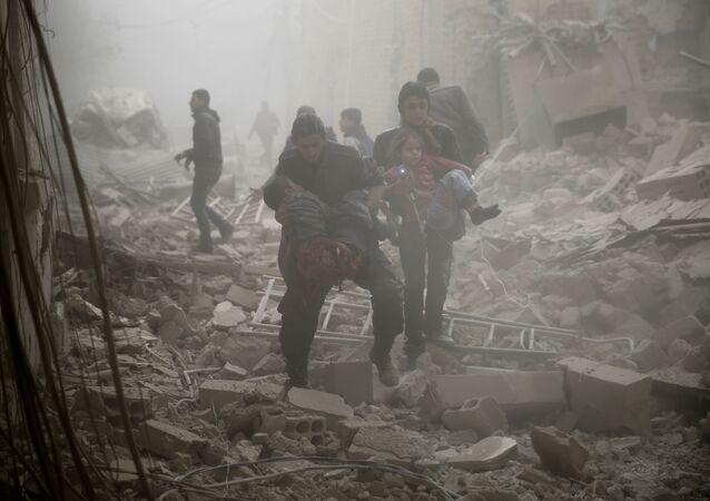 Négociations syriennes suspendues, l'opposition menace de les boycotter