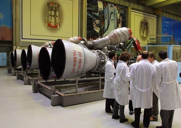 de moteurs-fusées RD-180