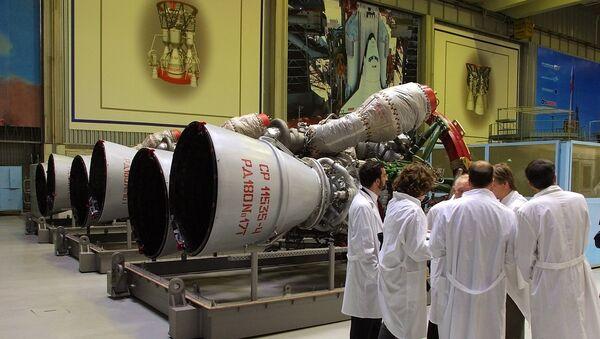 de moteurs-fusées RD-180 - Sputnik France