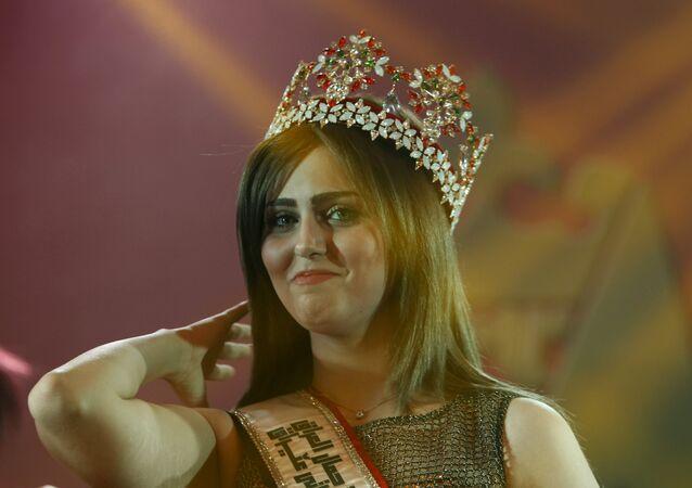 Daech ferait les yeux doux à Miss Irak?