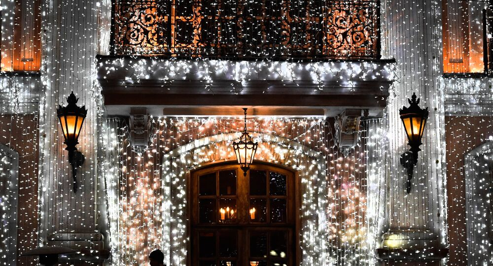 Les illuminations de Noël US consomment plus d'énergie que des pays entiers