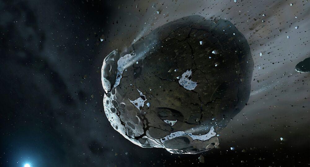 La NASA veut transformer un astéroïde en vaisseau spatial