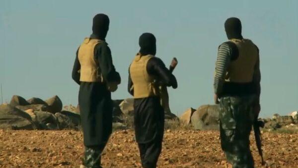 Les combattants de Daech en Afghanistan - Sputnik France