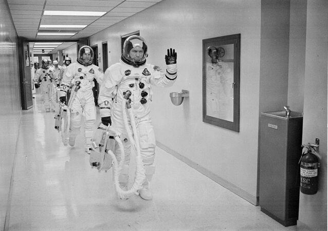 Launch of Apollo 8