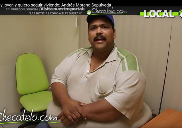 Andres Moreno Sepulveda