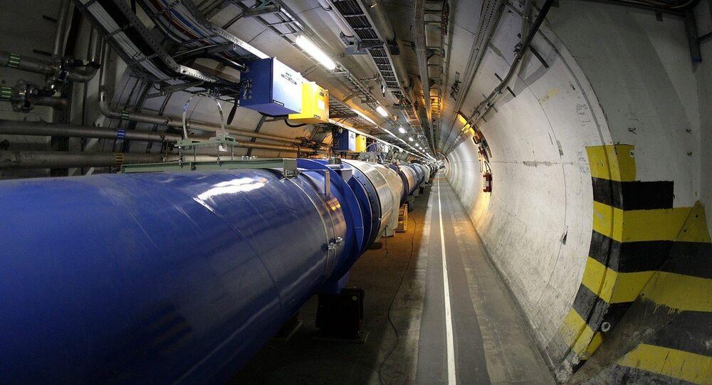 Un nouveau logiciel russe sera élaboré pour le Grand collisionneur de hadrons