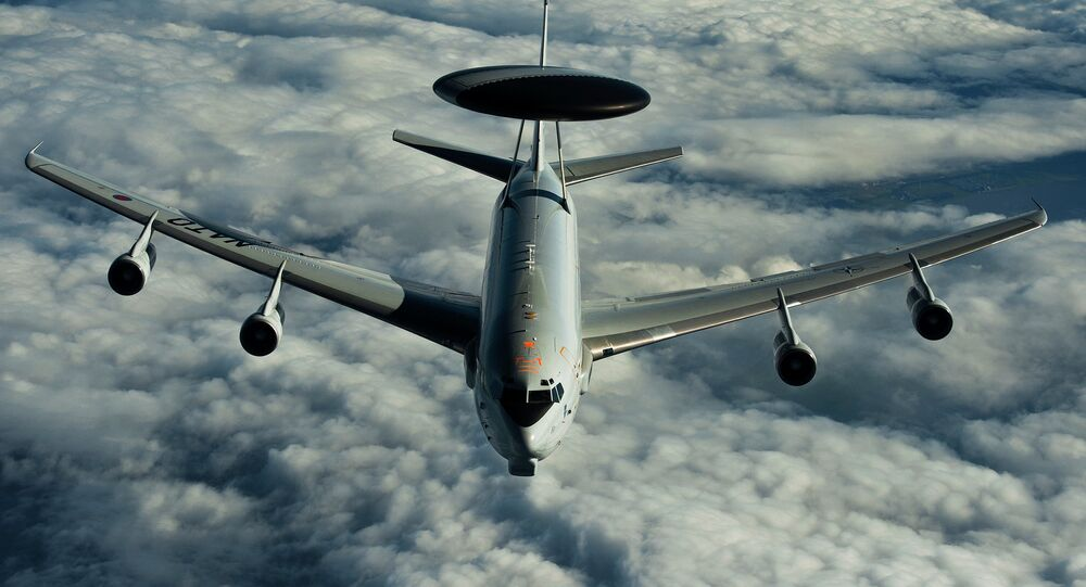 Avion-radar AWACS