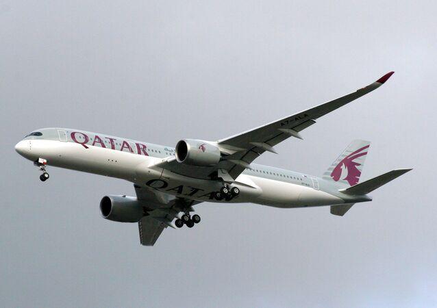 Neuf avions de la famille royale du Qatar ont atterri en Suisse