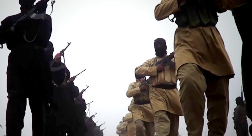 Djihadistes de l'État islamique