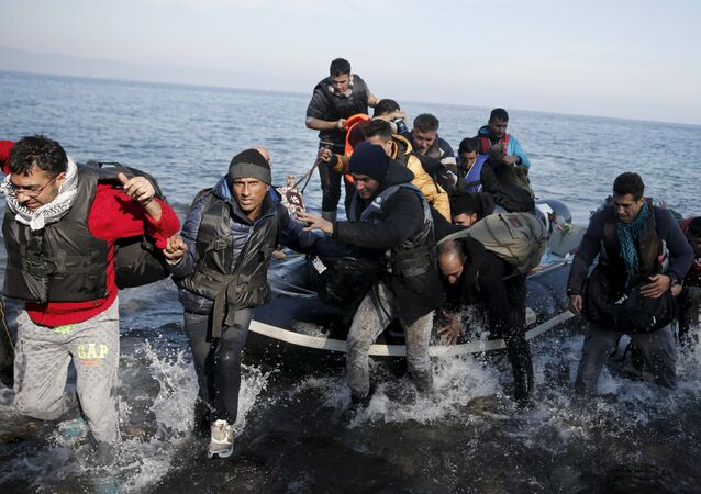 Le trafic de réfugiés, un business illicite des plus rentables
