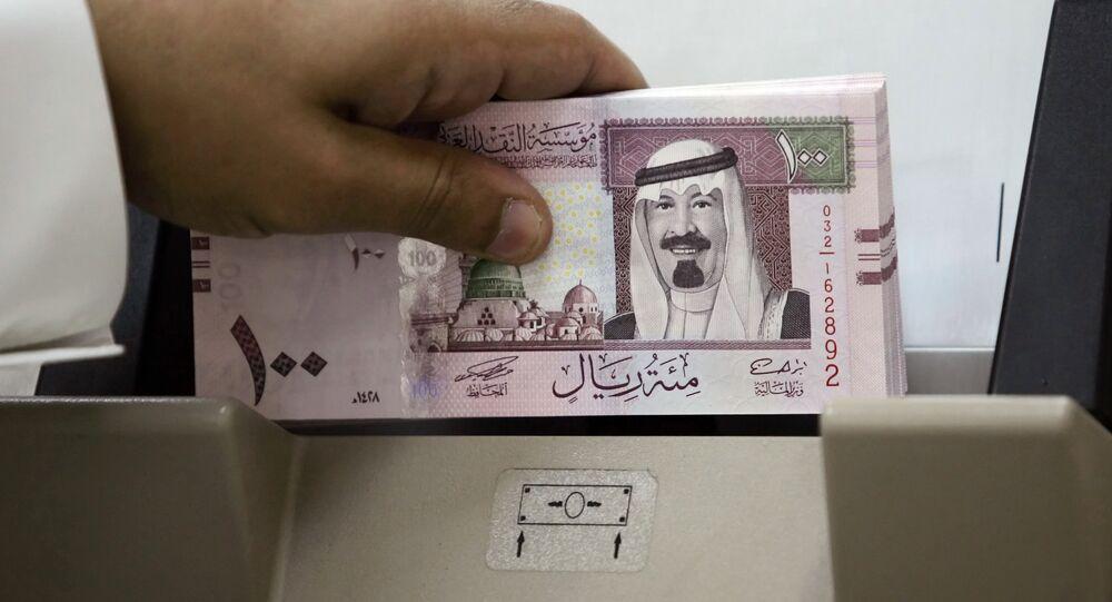 Riyals saoudiens