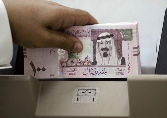 Riyals saoudiens (image d'illustration)