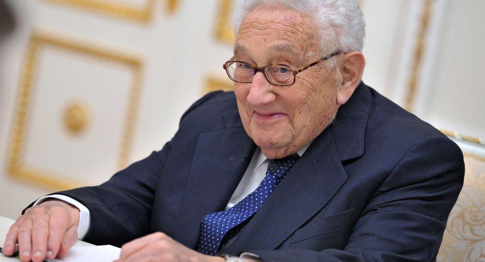 Henry Kissinger: les USA voulaient donner une leçon à la Russie