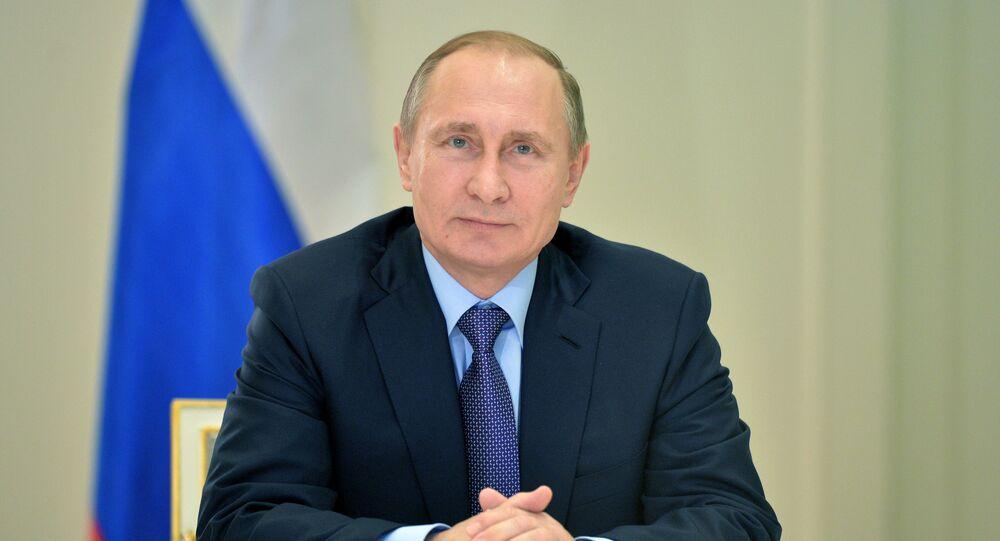 Les vœux de Poutine pour 2016