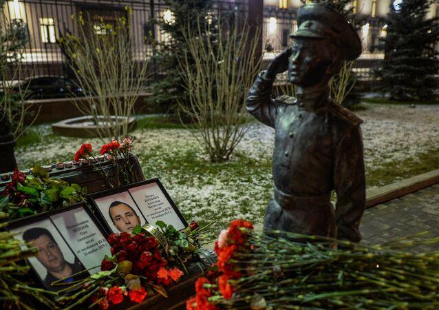 Moscou exige qu'Ankara punisse les assassins du pilote russe