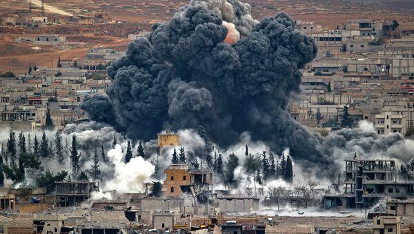 Syrie: la guerre a fait plus de 55.000 morts en 2015 - Sputnik France