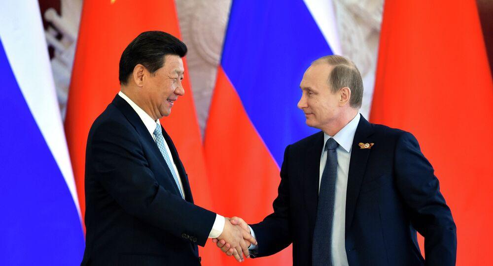 Poutine: la coopération russo-chinoise, gage de stabilité mondiale
