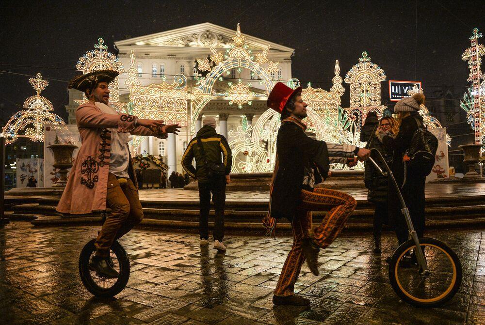 Les photos les plus marquantes de décembre
